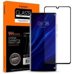 Huawei P30 Pro Skjermbeskytter GLAS.tR Curved Full Size