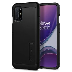 OnePlus 8T Deksel Tough Armor Matte Black