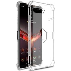 Asus ROG Phone II Deksel Air Series Klar Transparent