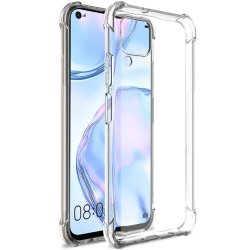 Huawei P40 Lite Deksel Air Series Transparent Klar