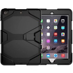 iPad Mini 2019 Deksel Heavy Duty Armor Svart