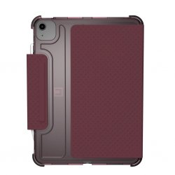 iPad Air 2020/iPad Pro 11 Etui Lucent Aubergine/Dusty Rose