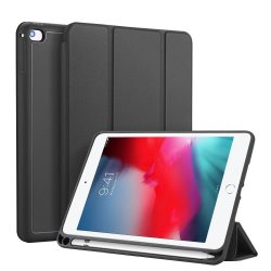 iPad Mini 2019 Etui OSOM Series Svart