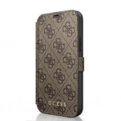 iPhone 12/iPhone 12 Pro Etui Monogram Brun