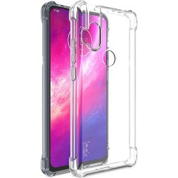 Motorola One Hyper Deksel Air Series Transparent Klar