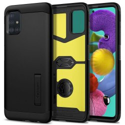Samsung Galaxy A51 Skal Tough Armor Svart
