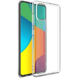 Samsung Galaxy A51 Skal UX-5 Series Transparent Klar